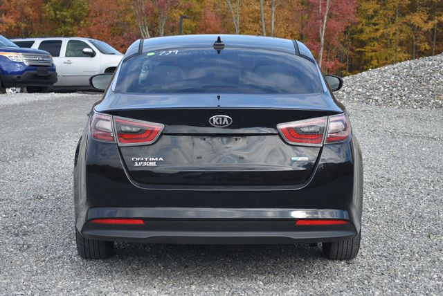 2014 Kia Optima Hybrid LX Naugatuck, Connecticut 3
