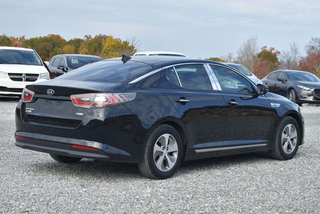 2014 Kia Optima Hybrid LX Naugatuck, Connecticut 4