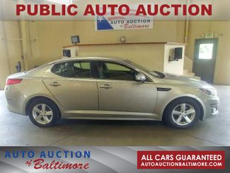 2014 Kia Optima LX | JOPPA, MD | Auto Auction of Baltimore  in Joppa MD