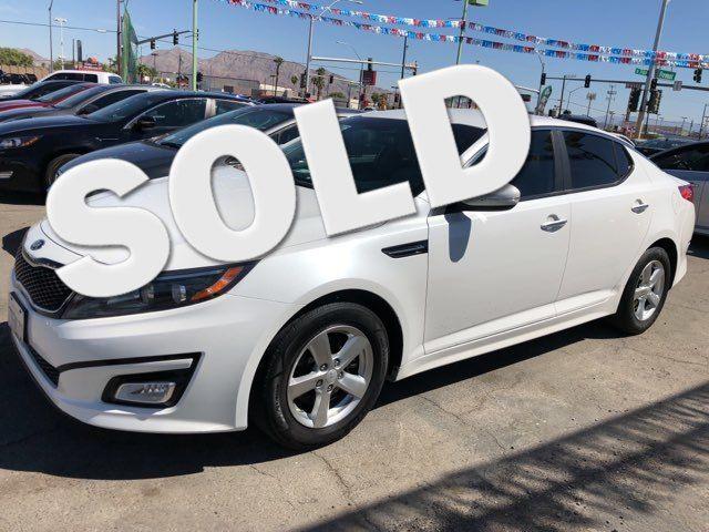 2014 Kia Optima LX CAR PROS AUTO CENTER (702) 405-9905 Las Vegas, Nevada