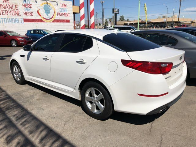 2014 Kia Optima LX CAR PROS AUTO CENTER (702) 405-9905 Las Vegas, Nevada 1