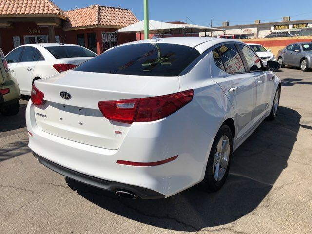 2014 Kia Optima LX CAR PROS AUTO CENTER (702) 405-9905 Las Vegas, Nevada 2