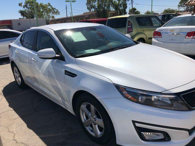 2014 Kia Optima LX CAR PROS AUTO CENTER (702) 405-9905 Las Vegas, Nevada 3
