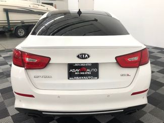 2014 Kia Optima SXL Turbo LINDON, UT 4