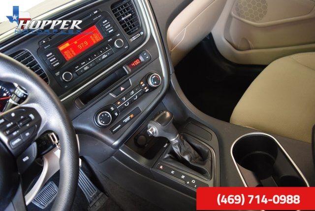2014 Kia Optima LX in McKinney, Texas 75070