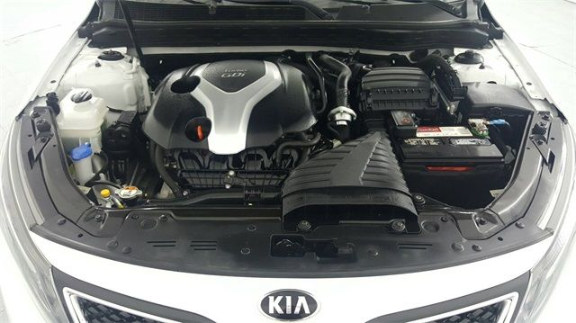 2014 Kia Optima SX Turbo in McKinney Texas, 75070