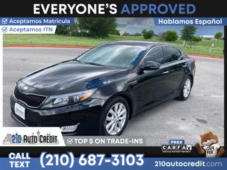 2014 Kia Optima EX in San Antonio, TX 78237