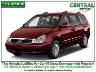 2014 Kia Sedona LX | Hot Springs, AR | Central Auto Sales in Hot Springs AR
