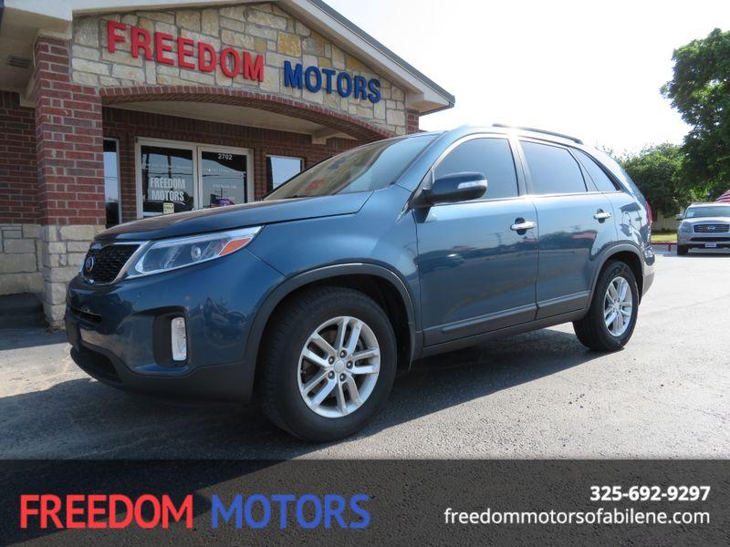 2014 Kia Sorento LX | Abilene, Texas | Freedom Motors  in Abilene Texas