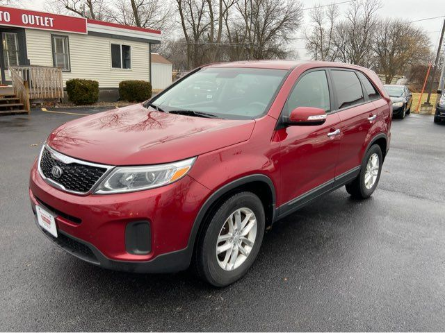 2014 Kia Sorento LX in Coal Valley, IL 61240