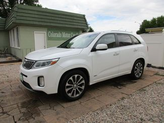 2014 Kia Sorento SX in Fort Collins, CO 80524