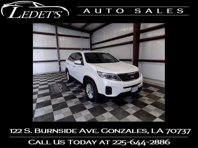 2014 Kia Sorento LX - Ledet's Auto Sales Gonzales_state_zip in Gonzales Louisiana