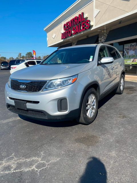 2014 Kia Sorento LX | Hot Springs, AR | Central Auto Sales in Hot Springs AR