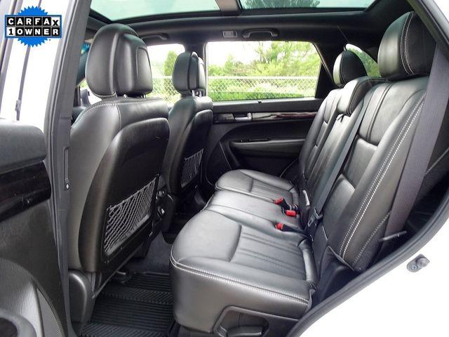 2014 Kia Sorento SX Limited Madison, NC 35