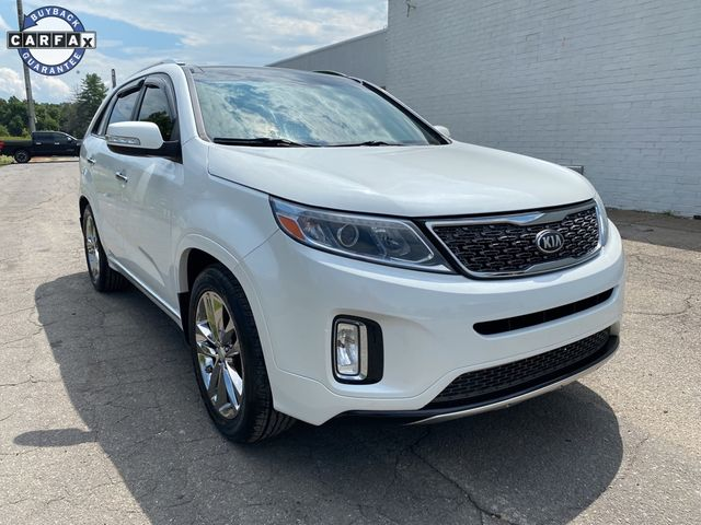2014 Kia Sorento SX Limited Madison, NC 7