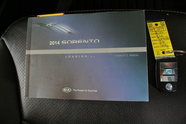 2014 Kia Sorento EX FWD - TOURING PKG - NAVIGATION - PANO SUNROOF! Mooresville , NC 19