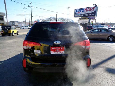 2014 Kia Sorento LX   Nashville, Tennessee   Auto Mart Used Cars Inc. in Nashville, Tennessee
