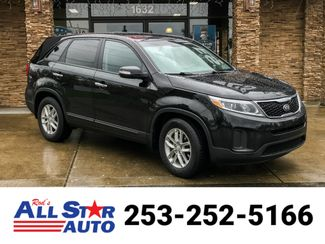 2014 Kia Sorento LX in Puyallup Washington, 98371