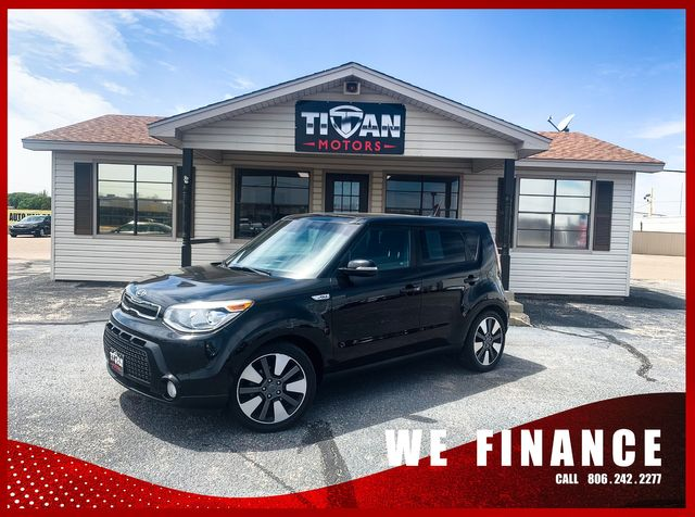 2014 Kia Soul in Amarillo, TX 79110