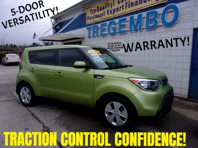 2014 Kia Soul PLUS in Bentleyville Pennsylvania, 15314