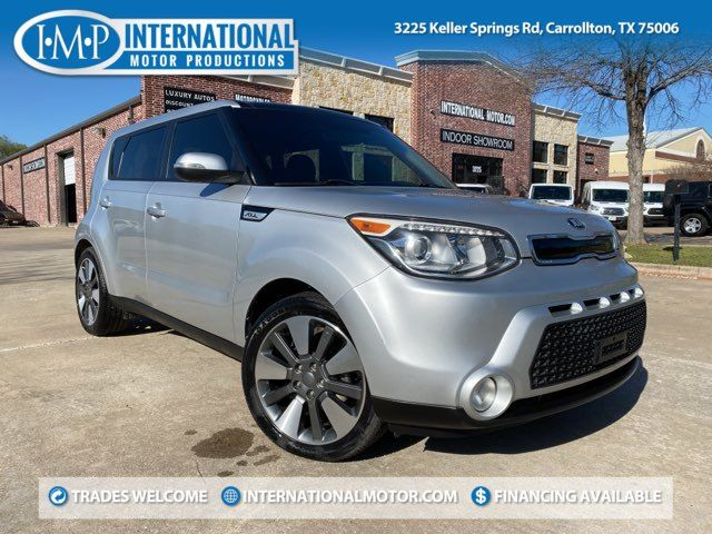 2014 Kia Soul ONE OWNER