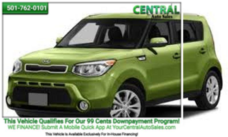 2014 Kia Soul Base   Hot Springs, AR   Central Auto Sales in Hot Springs AR
