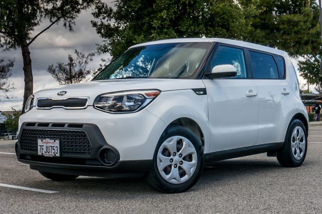 2014 Kia Soul Base in Reseda, CA, CA 91335