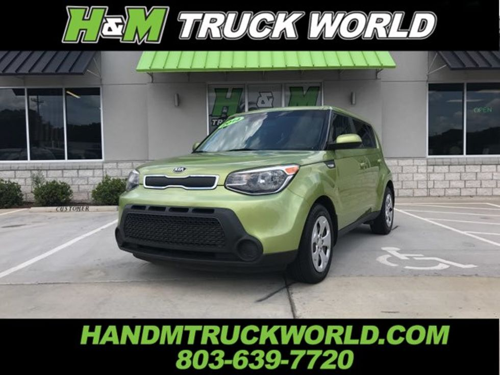 the latest 53924 fd4cb 2014 Kia Soul SPORTY WHOLESALE TO THE PUBLIC | Rockhill SC ...