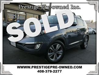 2014 Kia SPORTAGE SX *AWD/NAVI/BACK UP/HEAT & COOLED SEATS/1-OWNER*  in Campbell CA