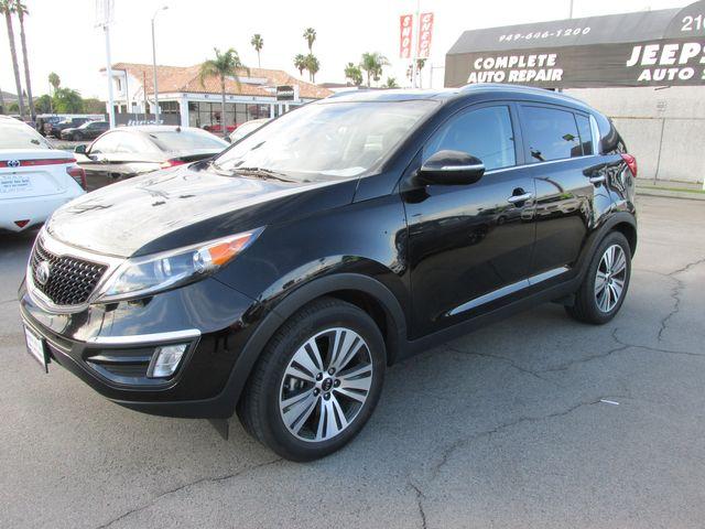 2014 Kia Sportage EX Premium in Costa Mesa, California 92627