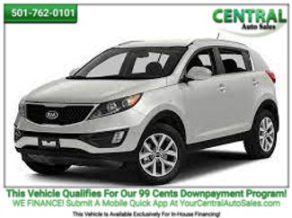 2014 Kia Sportage LX | Hot Springs, AR | Central Auto Sales in Hot Springs AR