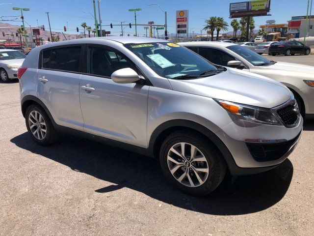 2014 Kia Sportage LX CAR PROS AUTO CENTER (702) 405-9905 Las Vegas, Nevada 1