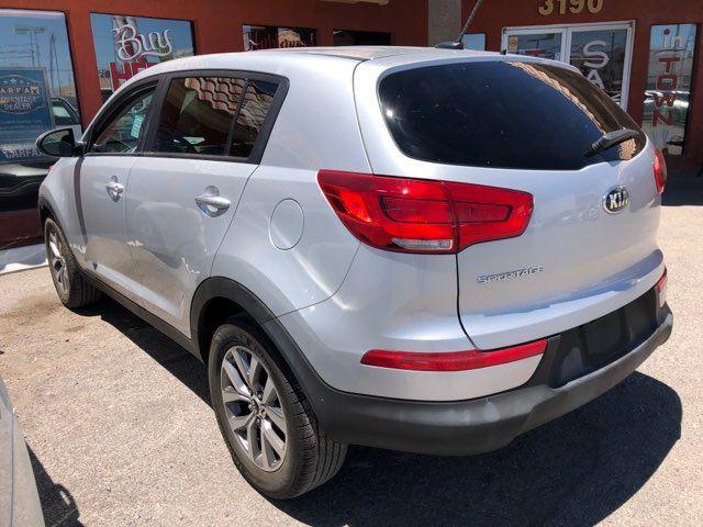 2014 Kia Sportage LX CAR PROS AUTO CENTER (702) 405-9905 Las Vegas, Nevada 4