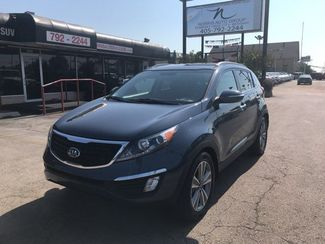 2014 Kia Sportage SX in Oklahoma City OK