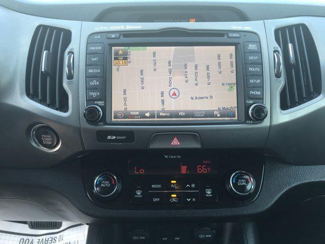 2014 Kia Sportage SX in Oklahoma City, OK 73122