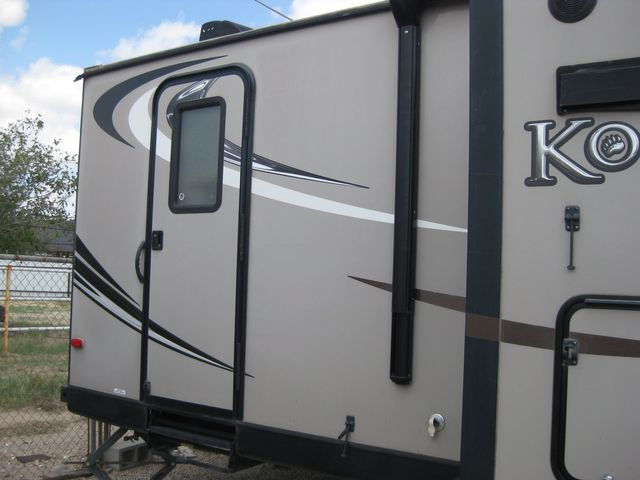 2014 Kodiac 276bhsl Odessa, Texas 2