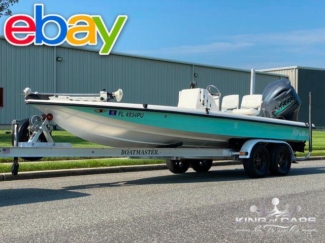 2014 Lake & Bay Booca Grande LOADED YAMAHA 250 SHOVMAX W/ TRAILER