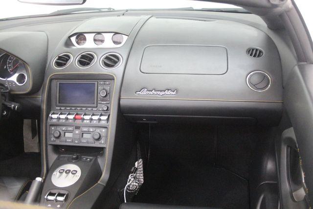 2014 Lamborghini Gallardo Spyder Houston, Texas 18