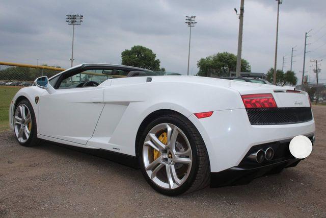 2014 Lamborghini Gallardo Spyder Houston, Texas 15