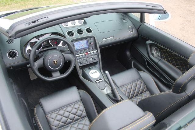2014 Lamborghini Gallardo Spyder Houston, Texas 20