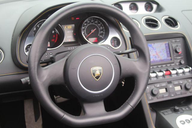 2014 Lamborghini Gallardo Spyder Houston, Texas 22