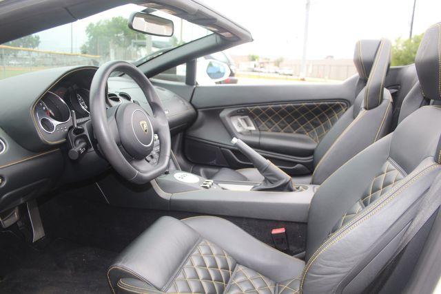 2014 Lamborghini Gallardo Spyder Houston, Texas 24