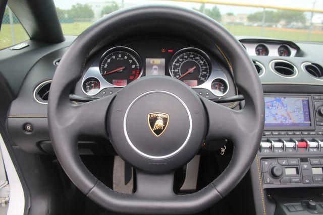 2014 Lamborghini Gallardo Spyder Houston, Texas 29