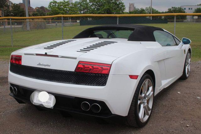 2014 Lamborghini Gallardo Spyder Houston, Texas 40