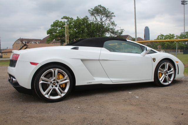 2014 Lamborghini Gallardo Spyder Houston, Texas 42