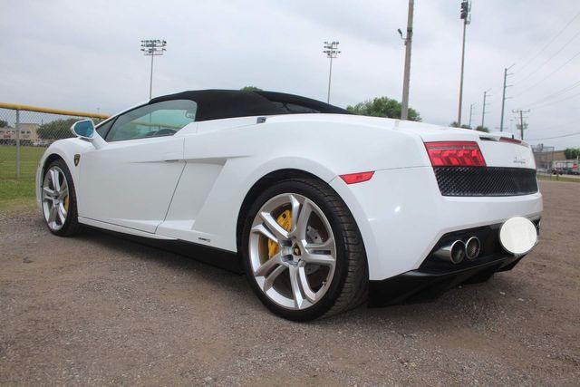 2014 Lamborghini Gallardo Spyder Houston, Texas 50