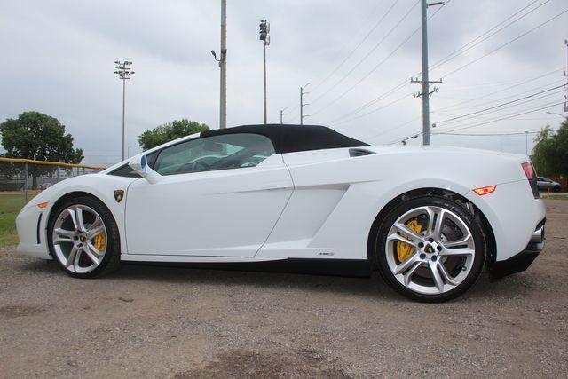 2014 Lamborghini Gallardo Spyder Houston, Texas 45