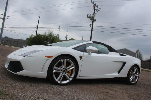 2014 Lamborghini Gallardo Spyder Houston, Texas 46