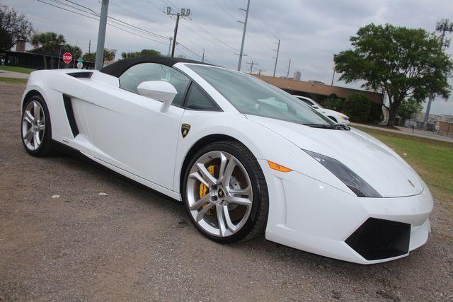 2014 Lamborghini Gallardo Spyder Houston, Texas 47