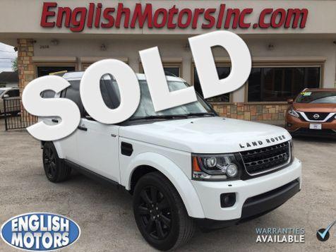 2014 Land Rover LR4 LUX in Brownsville, TX